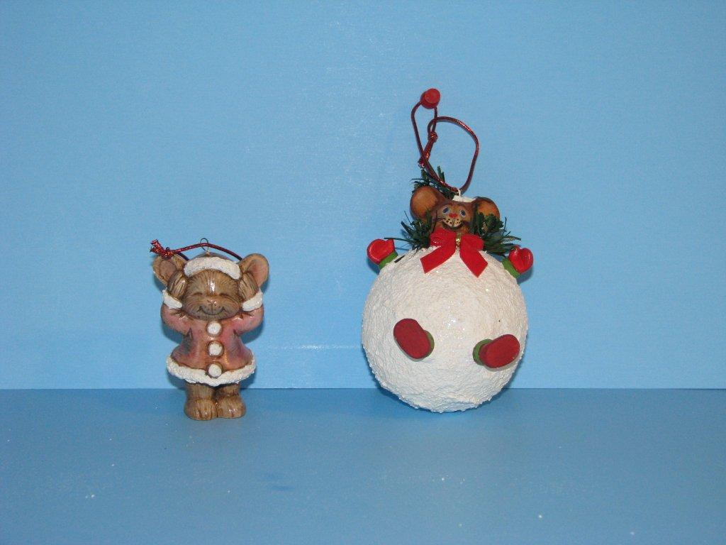 Hand Painted Christmas Ornaments Australia